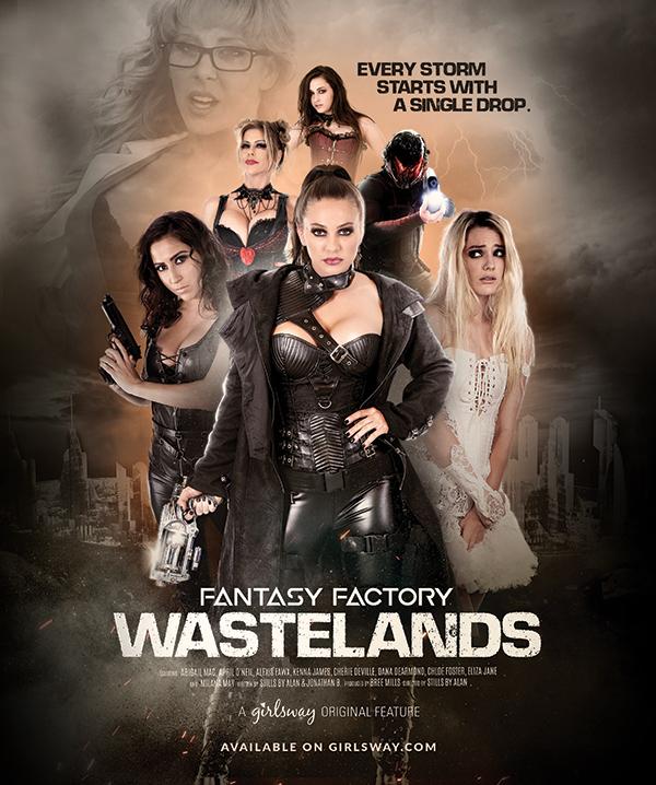 Fantasy Factory-Wastelands!