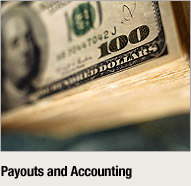 Payouts and Accounting